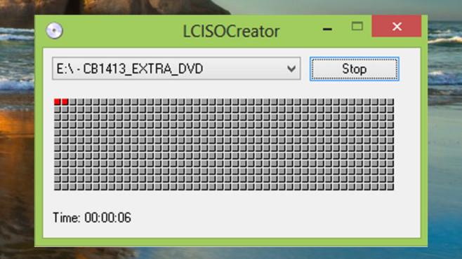 LCISOCreator: CDs und DVDs sichern ©COMPUTER BILD