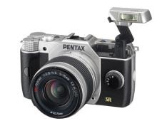 Pentax Q7 Frontansicht©Pentax