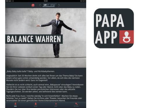Papa App ©Google Inc.