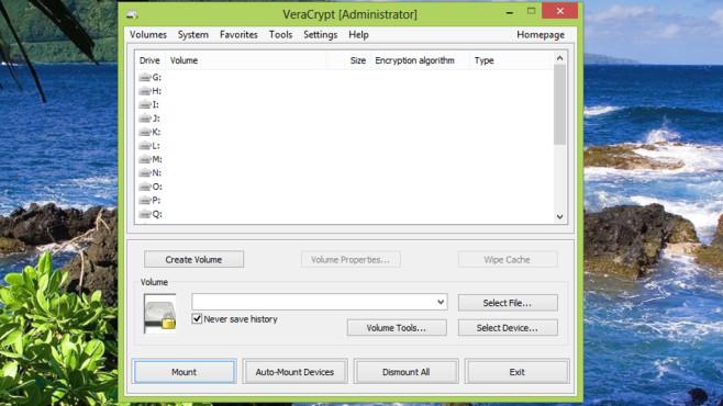 VeraCrypt: Privates mit Passwort schützen ©COMPUTER BILD