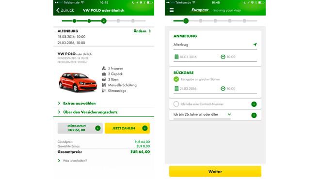 Europcar ©Europcar