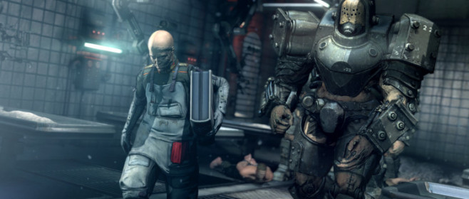 Actionspiel Wolfenstein – The New Order: Dr. Deathshed © Bethesda