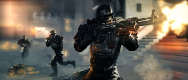 Actionspiel Wolfenstein – The New Order: Feuer © Bethesda