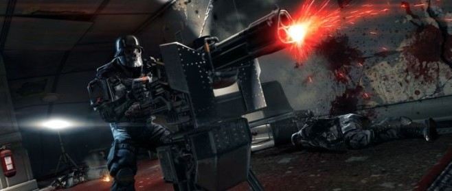 Actionspiel Wolfenstein – The New Order: Lichtschein © Bethesda