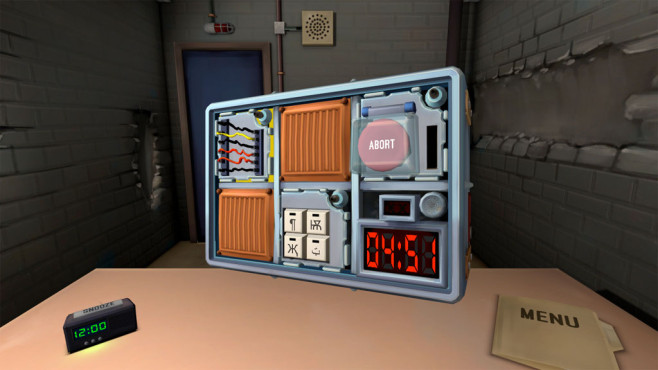 Keep Talking and Nobody Explodes ©Steel Crate Games