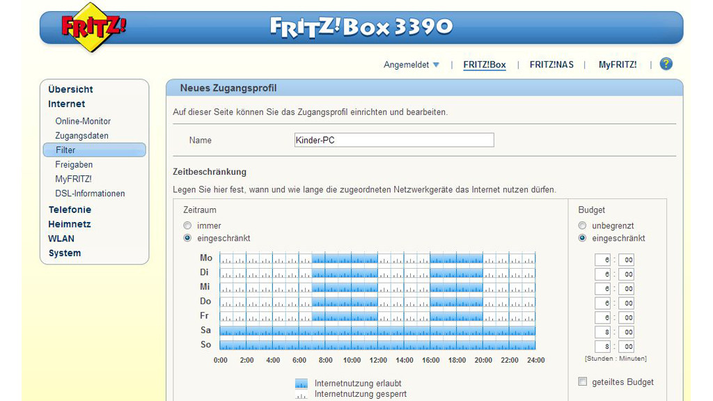 FritzBox: Einrichten und sicher machen - Bilder, Screenshots