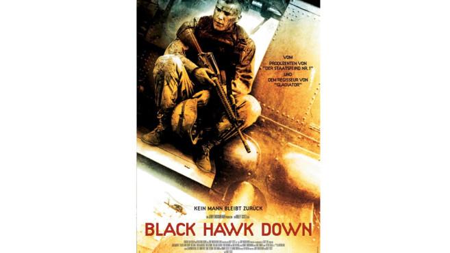 Black Hawk Down auf Watchever ©Watchever