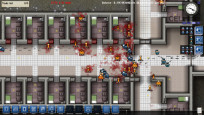 Aufbauspiel Prison Architect: Riot © Introversion Software