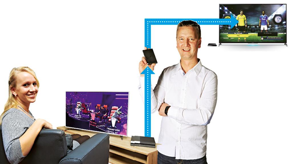 Playstation TV©COMPUTER BILD