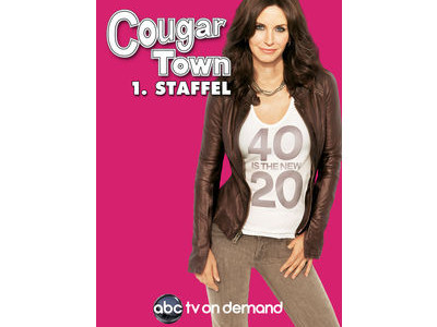 Cougar Town © Watchever