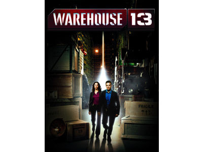 Warehouse 13 © Watchever