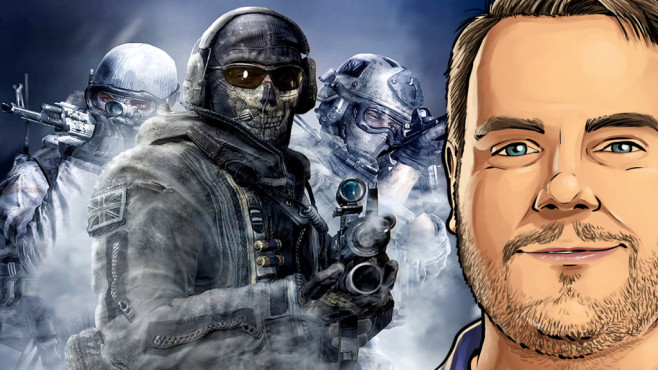 Actionspiel Call of Duty – Ghosts ©Activision Blizzard