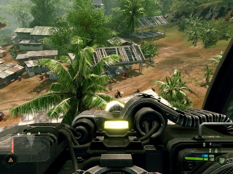 Screenshot 1 - Crysis Wreckage