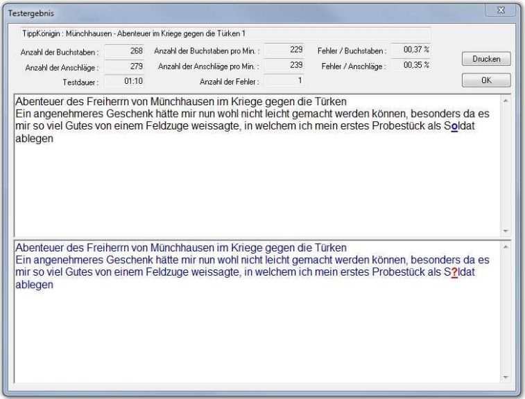 Screenshot 1 - 10 Finger Test