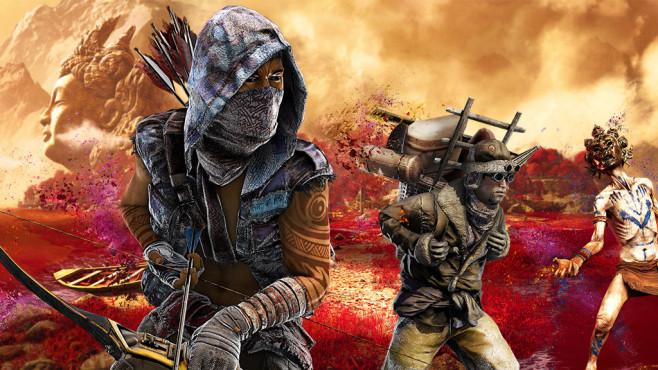Far Cry 4©Ubisoft