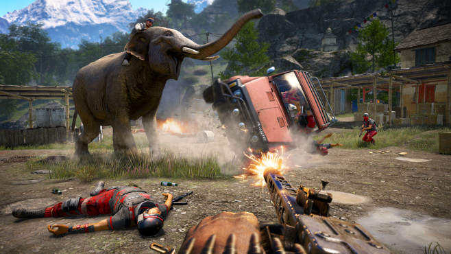 Far Cry 4: Pagan Min©Ubisoft