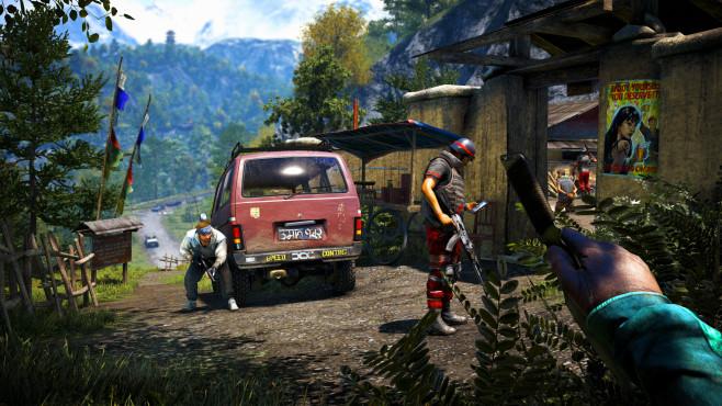 Far Cry 4: Pistole©Ubisoft