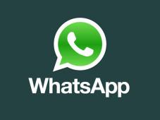 Das Logo von WhatsApp©WhatsApp