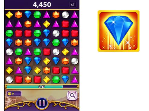 Bejeweled Blitz ©EA