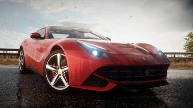 Rennspiel Need for Speed – Rivals: Ferrari © Electronic Arts
