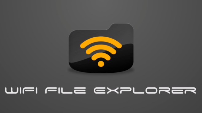 WiFi File Explorer © Dooblou