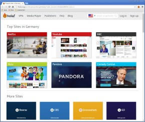 Hola Unblocker für Chrome