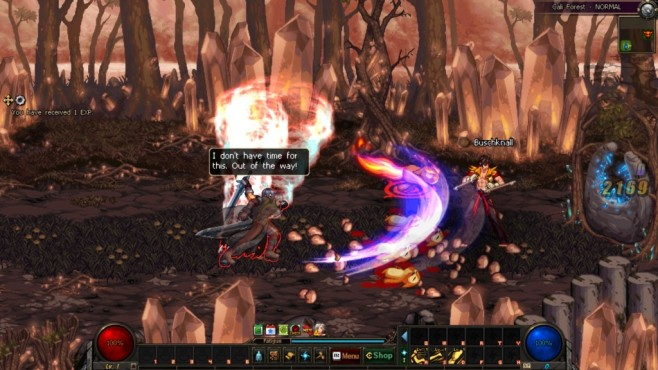 Dungeon Fighter Online © Neople