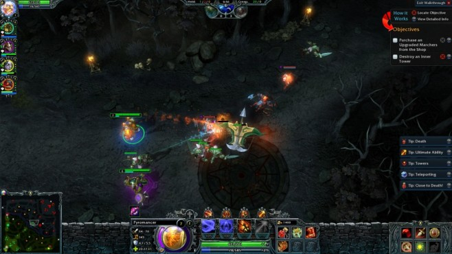 Heroes of Newerth © S2 Games