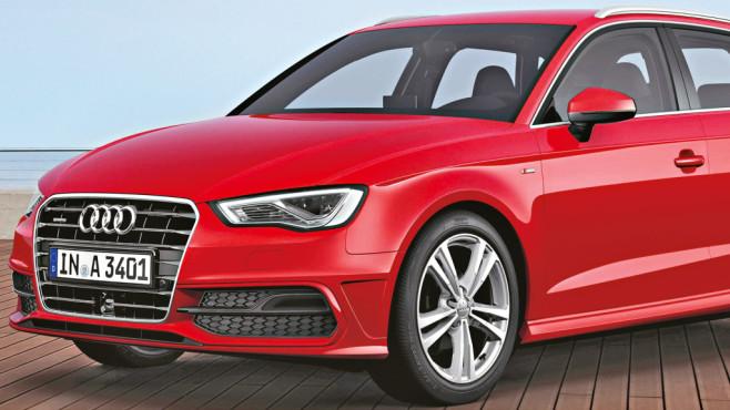 Audi A3©Audi