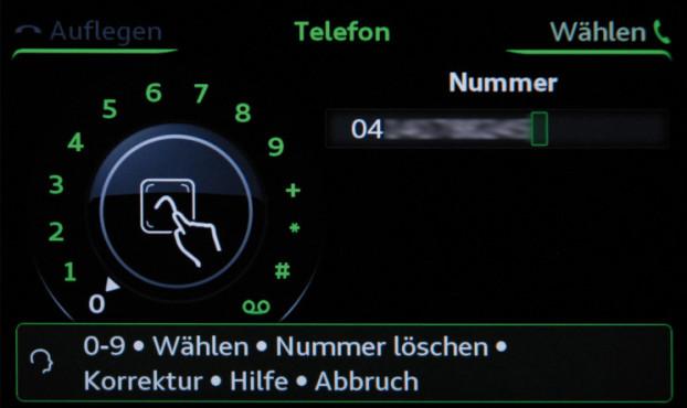 Audi Telefon ©COMPUTER BILD / Audi