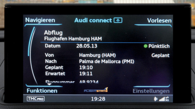 Audi Zug & Flug ©COMPUTER BILD / Audi