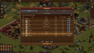 Forge of Empires: Ranglistenplatz nach sechs Monaten©InnoGames