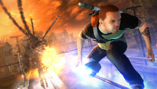 Actionspiel Infamous 2: Cole©Sony