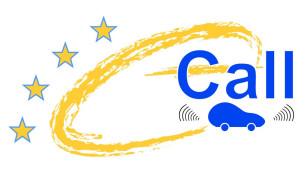 Logo des eCall-Projektes in der EU©EU
