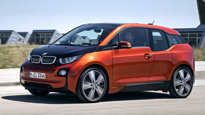 BMW i3 © BMW Group