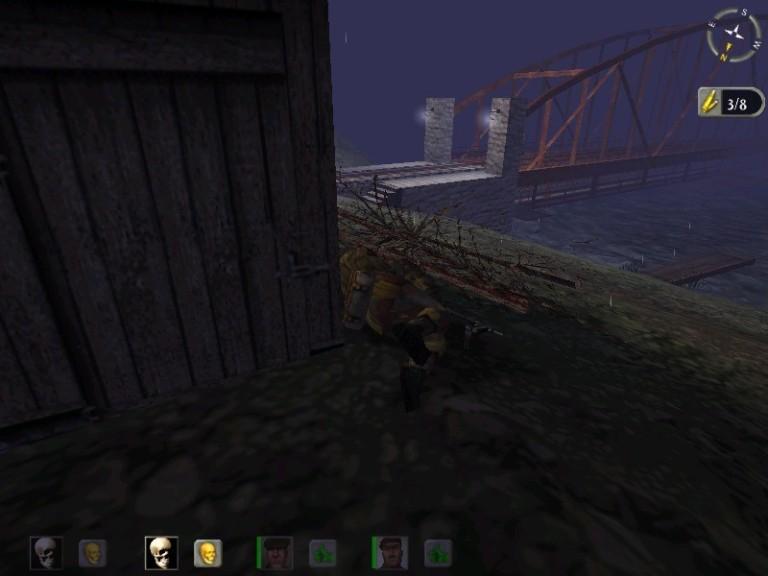 Screenshot 1 - Hidden & Dangerous Deluxe