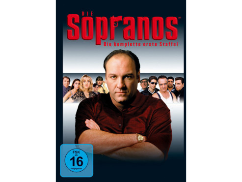 Die Sopranos: Staffel 1-6 © Amazon