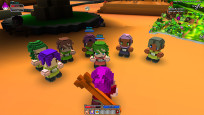 Rollenspiel Cube World: Leute © Picroma