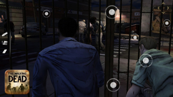 Walking Dead – The Game ©Telltale Inc