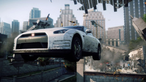 Rennspiel Need for Speed – Most Wanted: Sprung © Electronic Arts