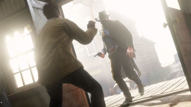 Red Dead Redemption 2 erstmals angespielt: Die Vorschau!©Rockstar