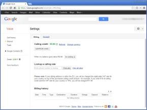 Telefonieren über Google Mail