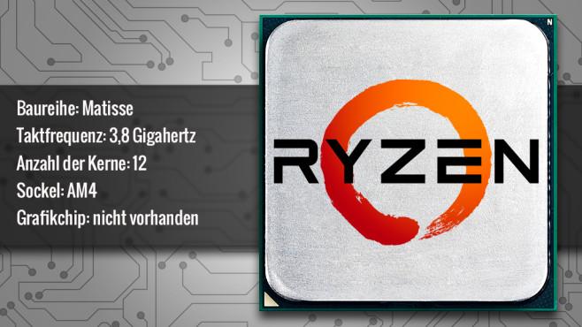 AMD Ryzen 9 3900X (Matisse) ©ecrow - Fotolia.com, AMD