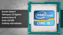 Intel Core i9-7980XE©ecrow - Fotolia.com, Intel