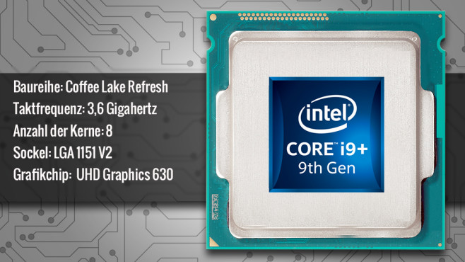 Intel Core i9-9900K (Coffee Lake Refresh) © ecrow - Fotolia.com, Intel
