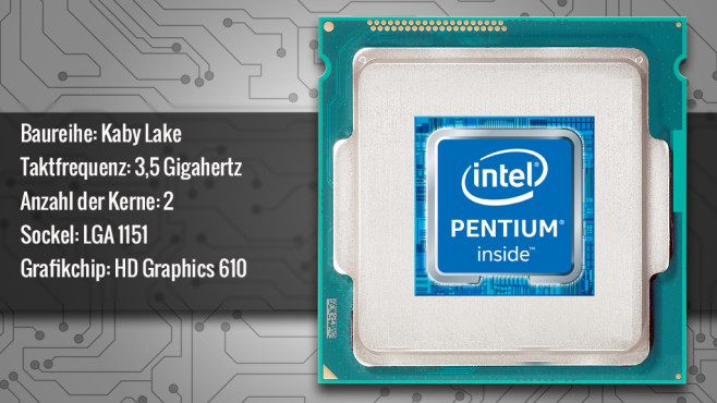 Intel Pentium G4560 ©ecrow - Fotolia.com, Intel