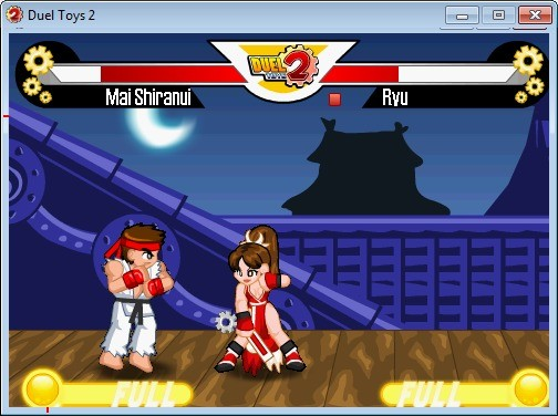 Screenshot 1 - Duel Toys 2