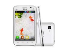 LG E470 Optimus II L4 mit Triple-SIM©LG