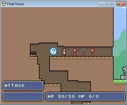 Screenshot 1 - Final Vision