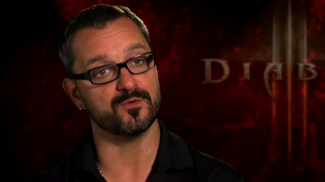 Chris Metzen © Blizzard